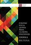 Evropski sud za ljudska prava i sloboda izražavanja: Zbirka biltena