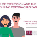 REPORT: Monitoring Freedom of Expression & the Right to Privacy during COVID-19 Outbreak