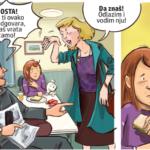 Rezultati konkursa za ilustratora/ku stripa na temu zaštite dječjih prava