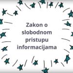 NVO i novinari pozvali na odlaganje javne rasprave o Zakonu o slobodnom pristupu informacijama
