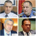 INTERVJUI MINISTRA UNUTRAŠNJIH POSLOVA SA KANDIDATIMA ZA DIREKTORA UPRAVE POLICIJE KOJI SU UŠLI U UŽI IZBOR