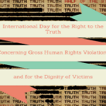THE INTERNATIONAL DAY FOR THE RIGHT TO THE TRUTH CONCERNING GROSS HUMAN RIGHTS VIOLATIONS AND FOR THE DIGNITY OF THE VICTIMS: MONTENEGRO TO ENSURE FAIR REPARATIONS FOR ALL VICTIMS