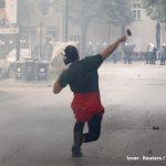 Ustoličenje i protesti - post factum