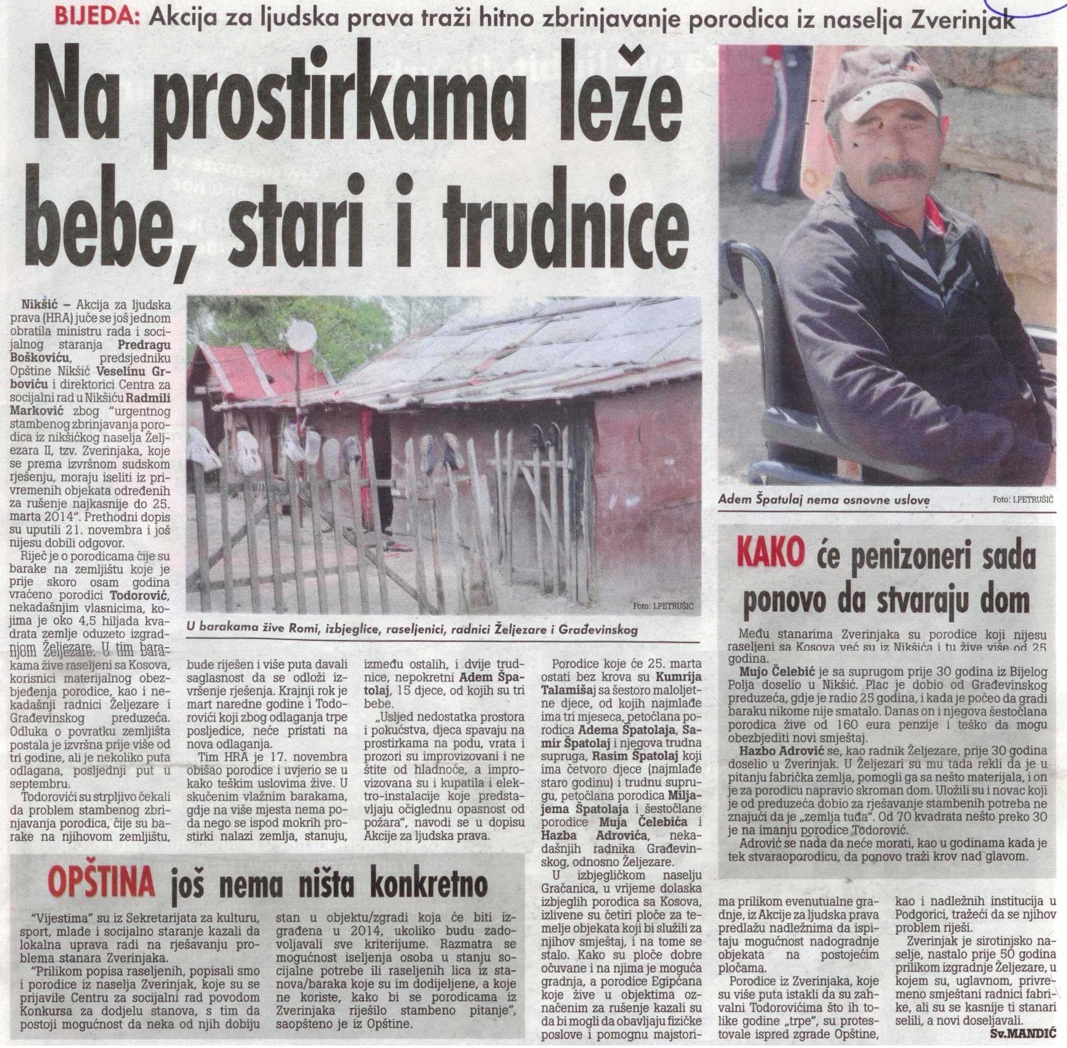 vijesti 11.12.2013 yverinjaqk